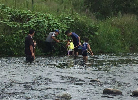めだかの学校・魚とりと川あそび2開催のお知らせ