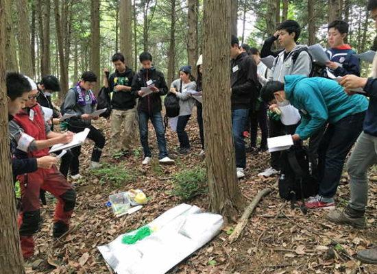 「IRUMA元気商会」事業の第1号、積水ハウス里山研が終了